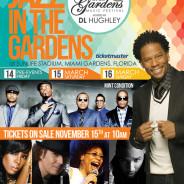 Rachelle Ferrell at Jazz In The Gardens, Miami – March 15-16, 2014