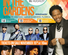 Rachelle Ferrell at Jazz In The Gardens, Miami – March 15-16, 2014