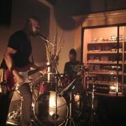 Guitar Player, Mr. Billy Odum at The Leaf Lounge in Atlanta