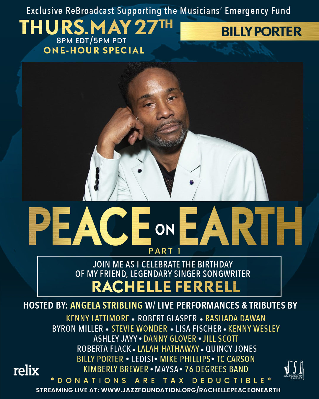PeaceOnEarthBillyPorter