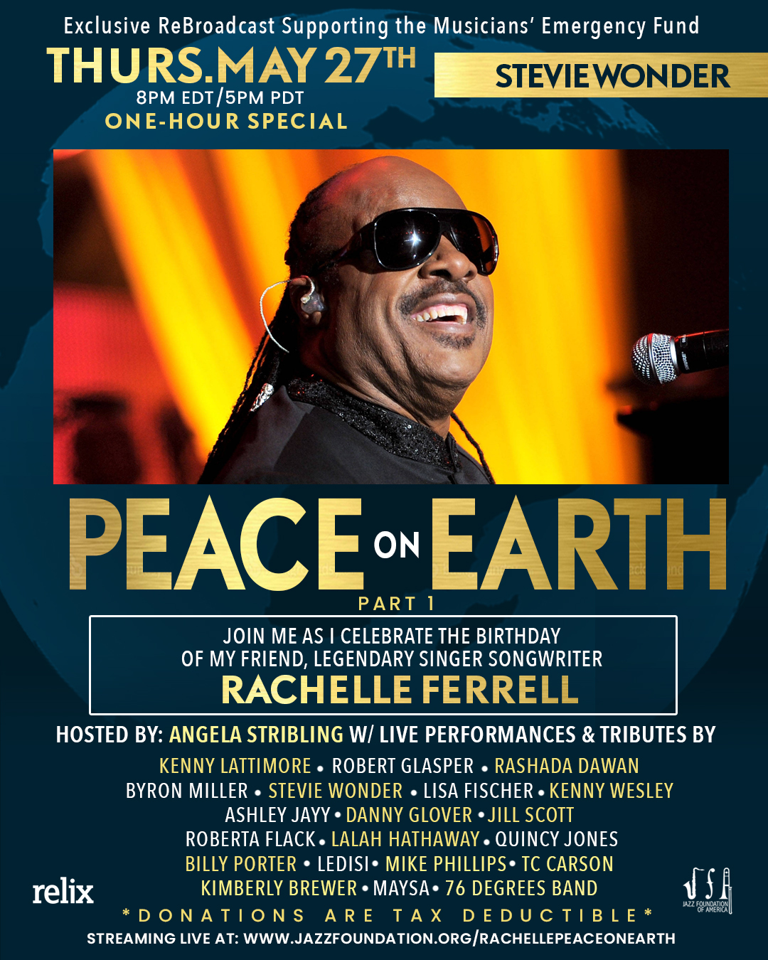 PeaceOnEarthStevieWonder